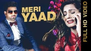 MERI YAAD (Full Video) | R.K Mehndi | New Punjabi Songs 2017 | AMAR AUDIO