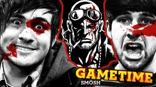 MOST VIOLENT WII GAME (Gametime w/ Smosh)