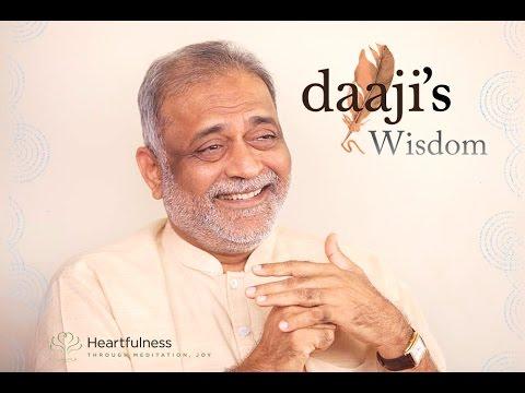 Daaji's Wisdom| Insights on Happiness|