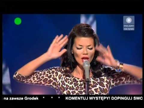 Edyta Górniak - It's A Man's World (LIVE)