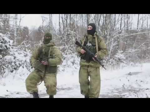 Russian Elite Forces - Spetsnaz Alfa Group