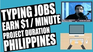 Typing Jobs Online Philippine Extra Income Online