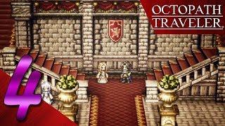 Octopath Traveler Playthrough part 4