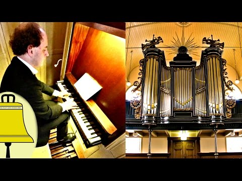 Kerstlied: Komt allen tezamen, met tekst (Lied 477): Samenzang Lutherse kerk Nieuwe Pekela