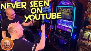HIGH LIMIT SLOT PLAY from the Lodge Casino 🎰NEVER SEEN ON YOUTUBE!