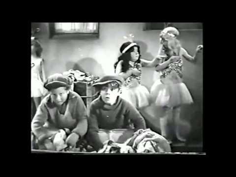 Os Batutinhas   A Escola De Ballet   1937   Dublado
