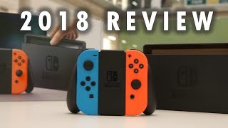 Nintendo Switch Review (4K):  One Year Later