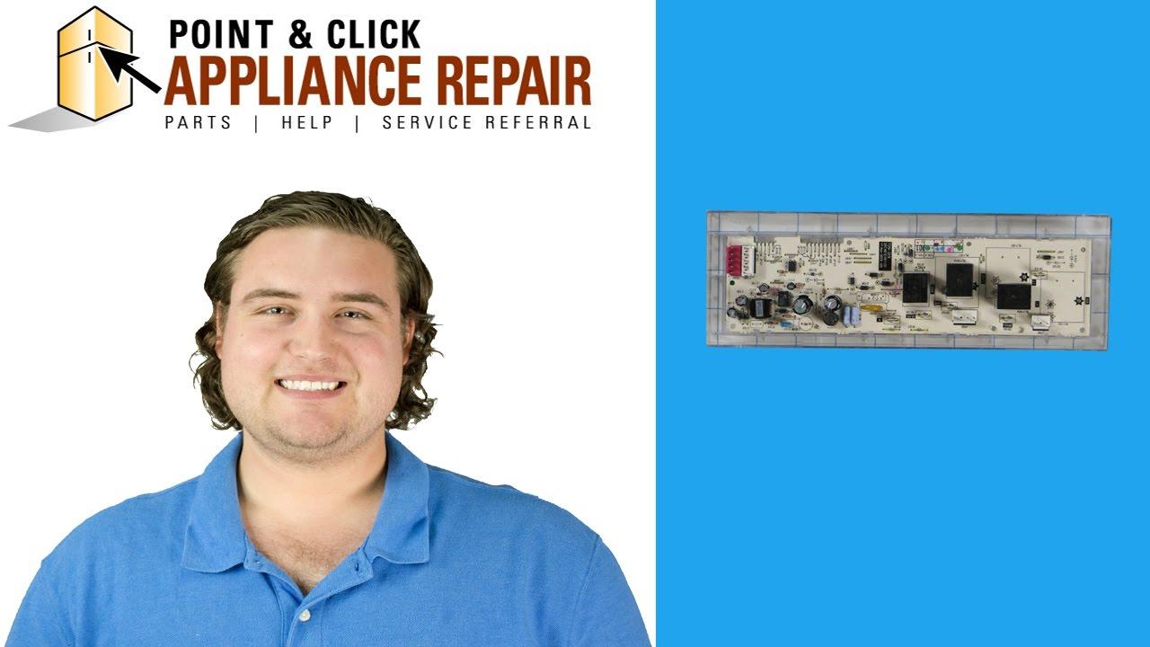 Wb27k10354 Replacing Your Ge Ranges Control Board Ap4980366 Circuit Timer Wd21x574 Repaircliniccom 1810619 Ps3486626