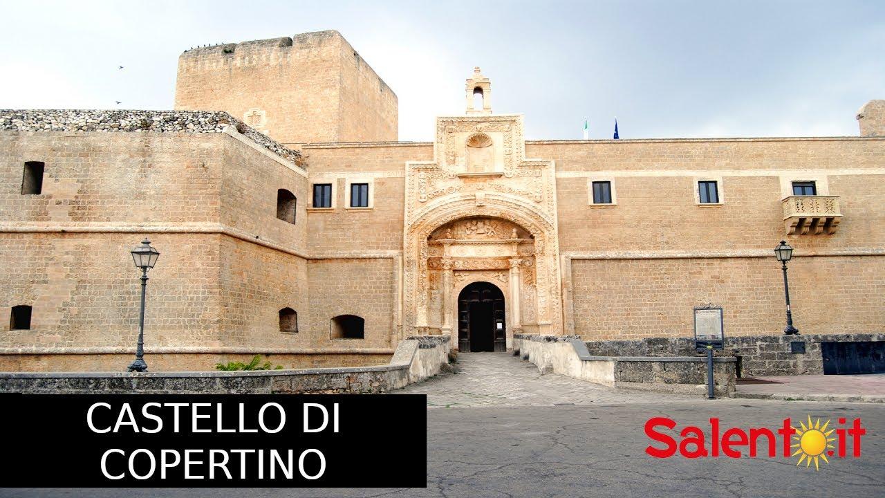 Castello di Copertino (Lecce) - YouTube