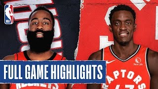 ROCKETS at RAPTORS | FULL GAME HIGHLIGHTS | December 5, 2019