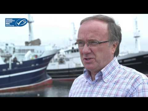 SPSG Scottish herring fisherman explains importance of the Marine Stewardship Council