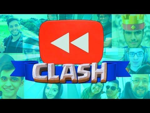 Rewind Clash 2016 | #ClashRewind (Clash Royale/Clash of Clans)