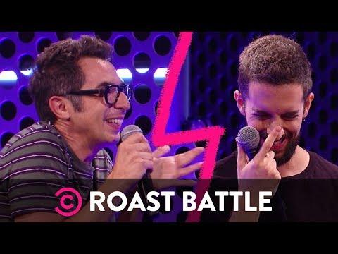 David Broncano VS Berto Romero | Roast Battle | Comedy Central España