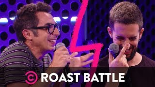 David Broncano VS Berto Romero | Roast Battle | Comedy Central España