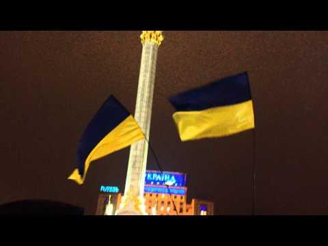 Revolution Ukraine. Пісня з ЄвроМайдану-2013