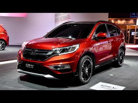 HOT NEWS Upcoming Honda CRV Diesel India Launch Next Year