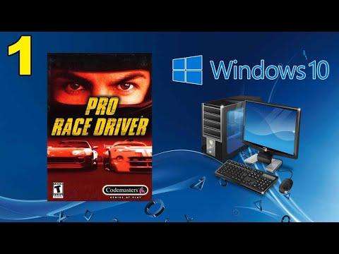 VOY APRENDIENDO - Ep 01   Pro Race Driver - PC - Español