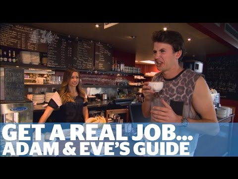 How to get a Part-Time Job - Adam & Eve's Guide