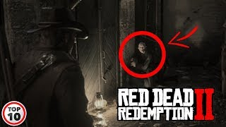 Top 10 Scary Red Dead Redemption 2 Easter Eggs