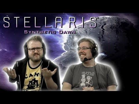 Stellaris: Synthetic Dawn Release Stream