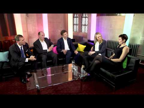Panel Interview: Thomas J Deluca, Rhydian Lewis, Giles Andrews & Louise Beaumont
