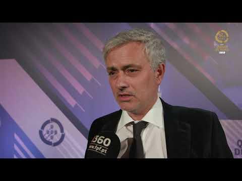 Quinas de Ouro 2018: José Mourinho não consegue esquecer nenhum detalhe da conquista da Taça UEFA