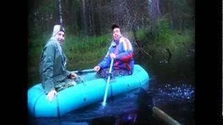 Плавання по річці #1