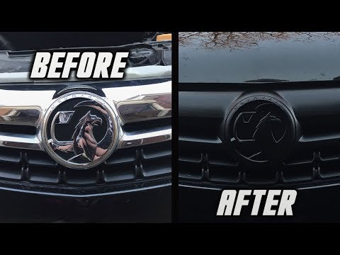 How To Spray Your Grill! *easy* - Corsa D