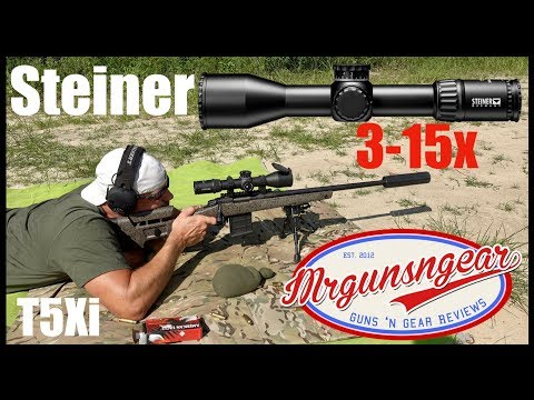 Steiner T5Xi 3-15x50 Scope Review: Excellent Scope For The Money