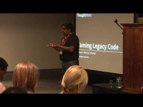 Agile Africa 2016 Talk: Attack Strategies for Taming Legacy Code