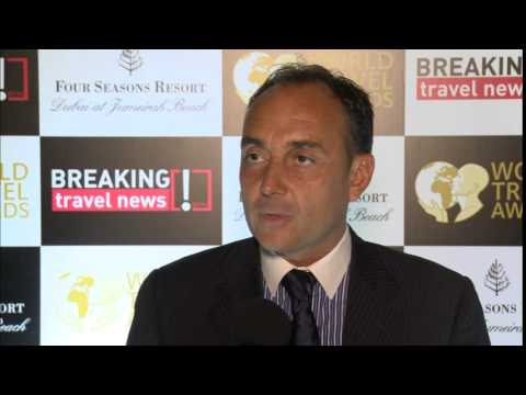 Stephane Vilar, general manager, DoubleTree by Hilton Aqaba