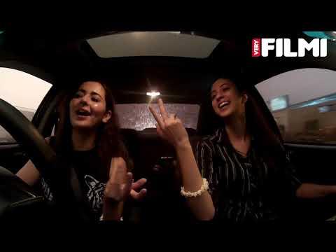 Hania Amir Featuring Sabeena Syed Carpool Karaoke Full Video