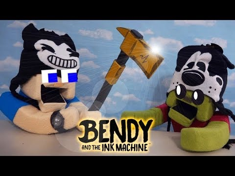 Bendy and the Ink Machine DEADLY AXE CHOPPING UNBOXING