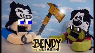 Bendy and the Ink Machine DEADLY AXE CHOPPING UNBOXING!