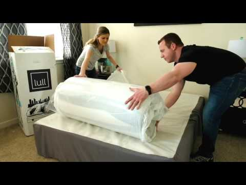 Lull Mattress | Delivered In A Box