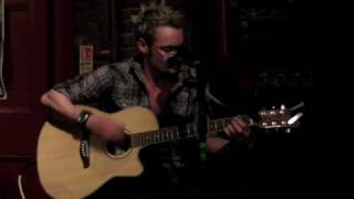 Neal Mitchell - Utopia (live acoustic version at the Cellar Bar, Worcester - 27th June 09)