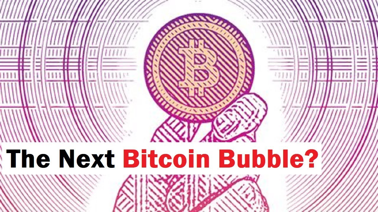 The Bitcoin Bubble Is On