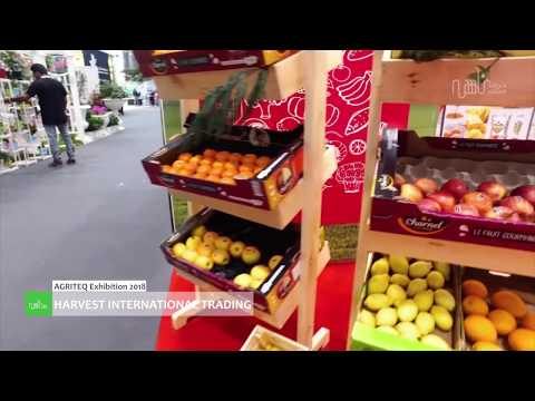 NAAAS AGRO & Harvest International Trading | AGRITEQ Exhibition Doha - 2018