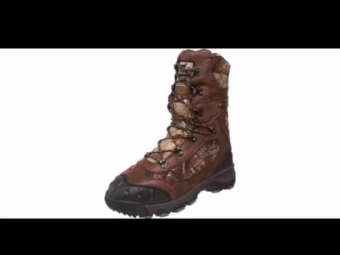 e9690b7bc83 Best Cold Weather Work Boots with Insulation - YouTube