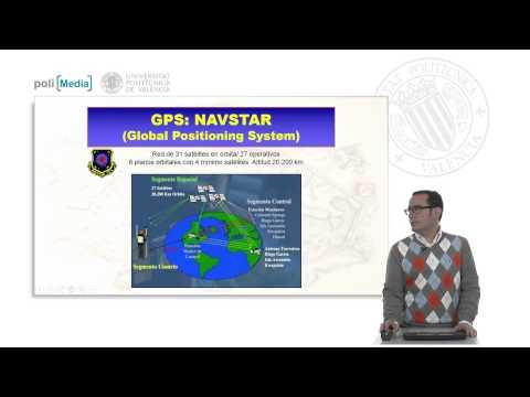 Sist. de posicionamiento y navegación por satélite GNSS 1 | MOOC Dispositivos Móviles (13-35) | UPV