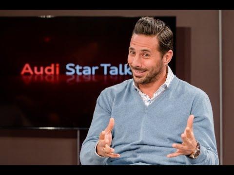 Audi Star Talk mit Claudio Pizarro - Teil 1