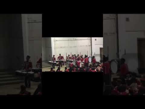 Germantown Middle School Drumline