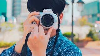[우티쇼트] 초보자용 카메라 추천! 정말 가벼운 캐논 …