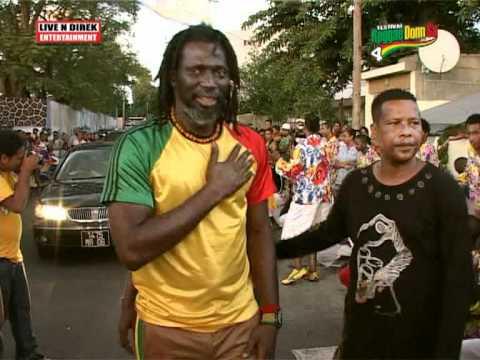 Tiken Jah Fakoly a Ile Maurice Cite Barkly + Press conference (HQ) DVD Reggae donn sa 4 PART 2