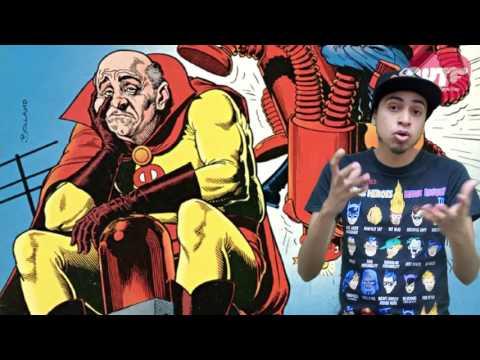 Cómics Vito: Personajes olvidados por DC Comics