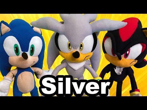 TT Movie: Silver The Hedgehog