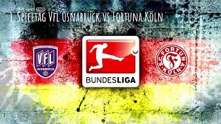 12.2.17 Vfl Osnabrück vs Fortuna Köln