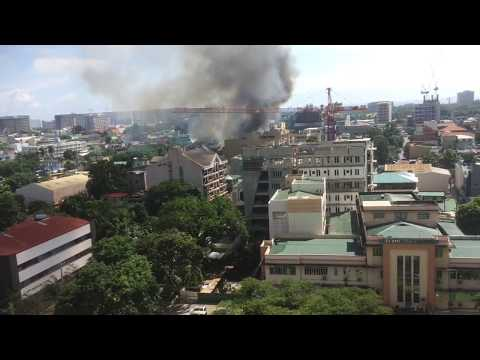 Fire On Leveriza & San Juan - Pasay Manila / Community Helps Out