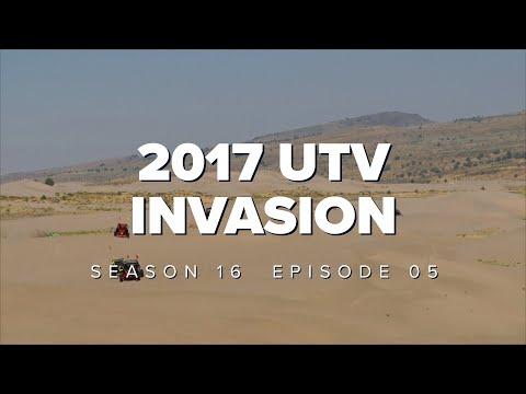 UTV Invasion - Urban to Rural - Honda Pioneer Review - Fort Robinson Nebraska