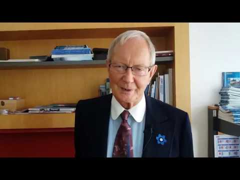 Tunne Kelam MEP sends solidarity message to #FreeIran2018 convention